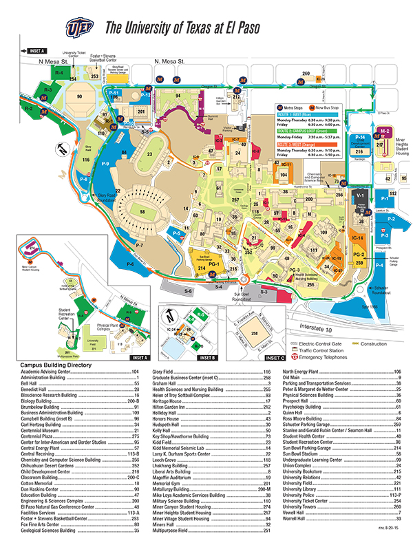 utep map pdf   Bare.bearsbackyard.co